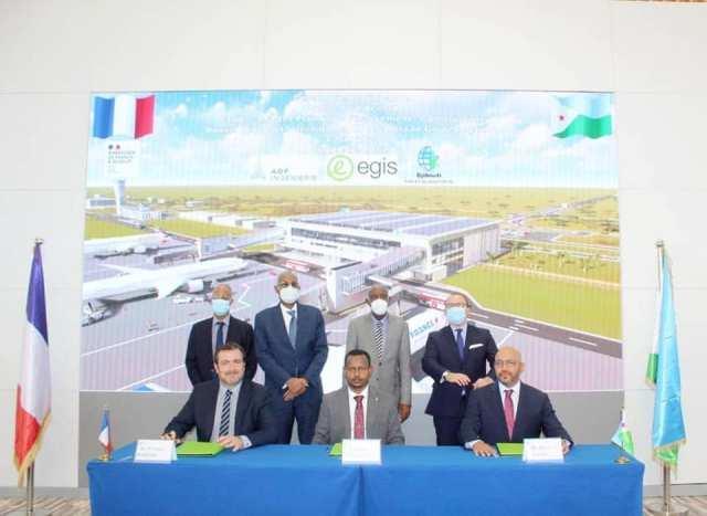 توقيع اتفاق لتشييد مطار الحاج حسن جوليد أبتدون