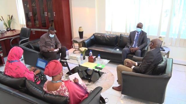 وزير الداخلية يستقبل ممثل المفوضية العليا للاجئين